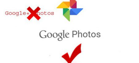 Google Is shutting down Google+ Photos from August...