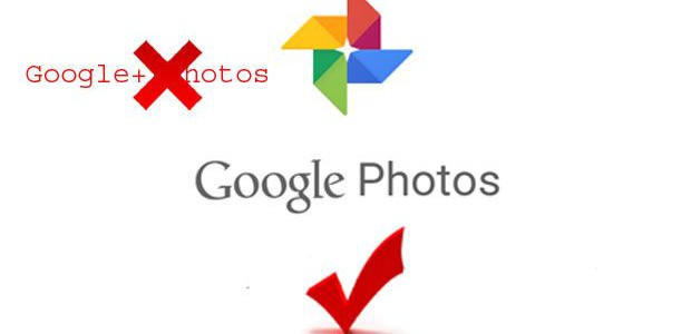 Google Is shutting down Google+ Photos from August 1