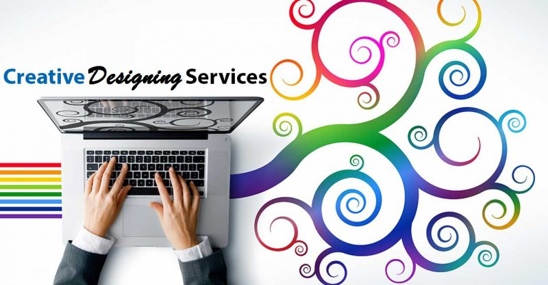 Creative Designing Services to Attract More Visitors to Your Website
