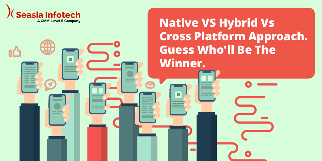 Native VS Hybrid VS Cross Platform Apps. Guess Who'll Be the Winner