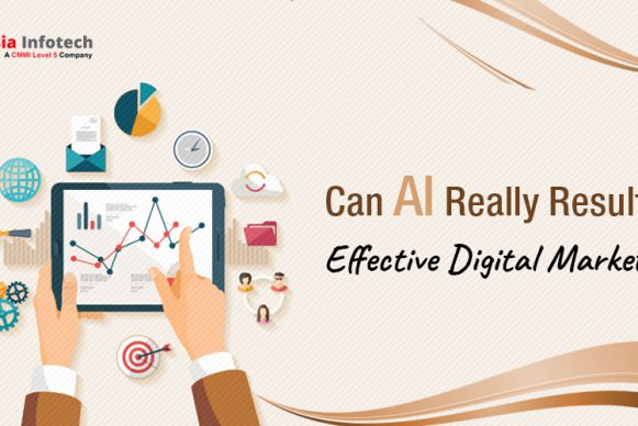 Can AI Really Result in Effective Digital Marketing?