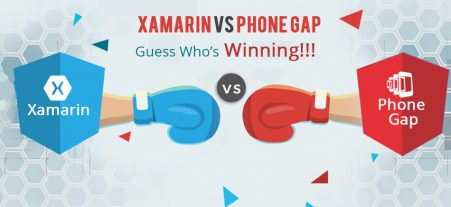 Xamarin VS Phone Gap: Guess Who's Winning!!!
