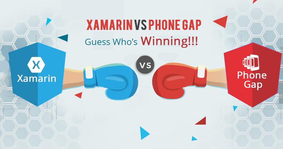 Xamarin VS Phone Gap