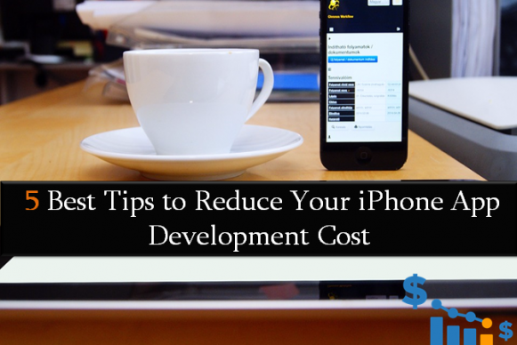 5 Best Tips to Reduce Your iPhone App Development Cost