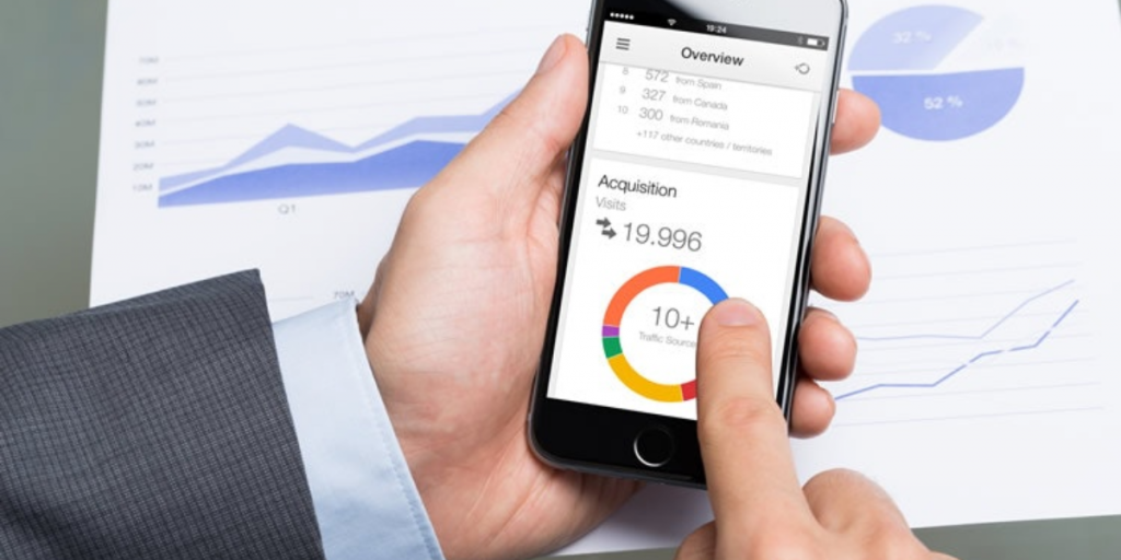 Why Do Business Leaders Count on Mobile Dashboard?