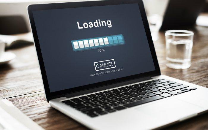 magento website loading speed