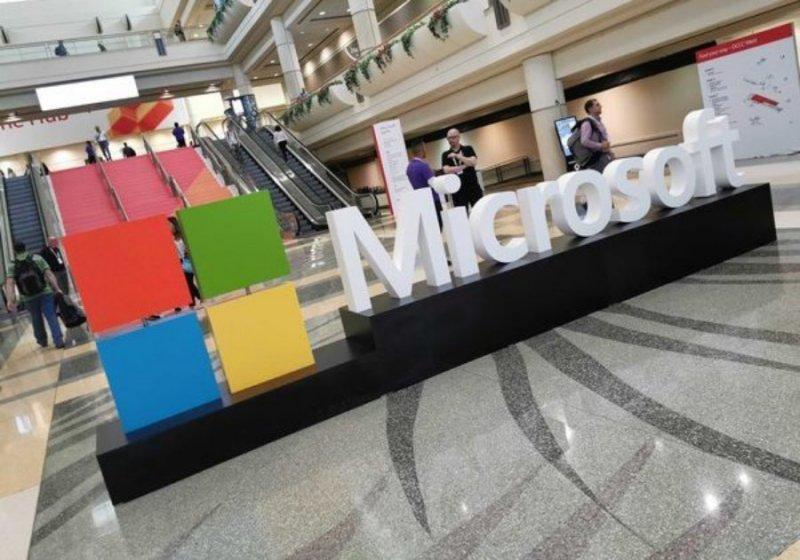 Microsoft Corona virus