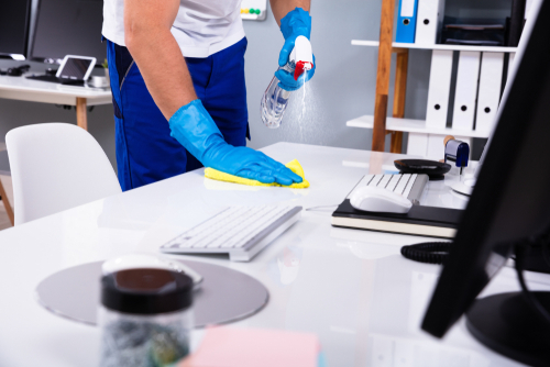Deep Cleaning of Office Space