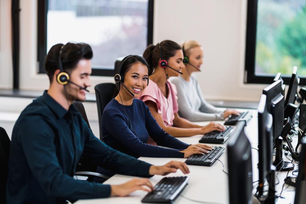 Digital contact centers