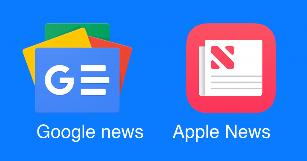 Google News and Apple News