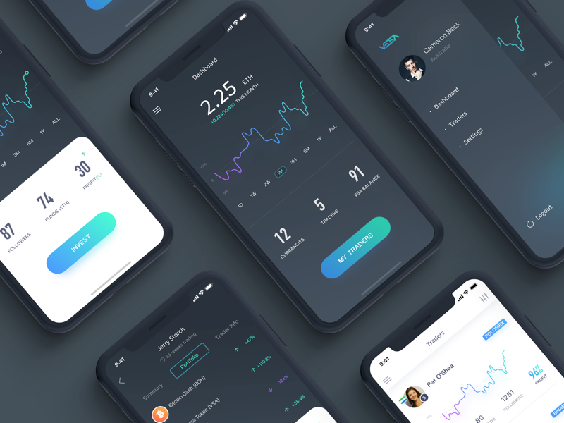 Simplified UI/UX Design