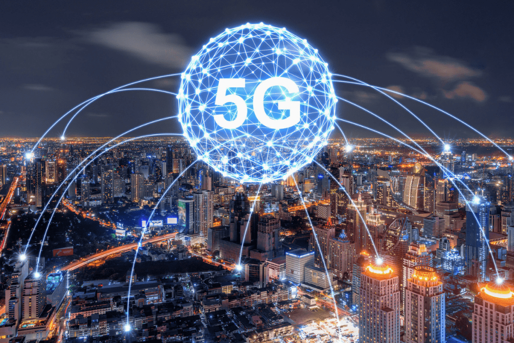 5G and Internet Of Things