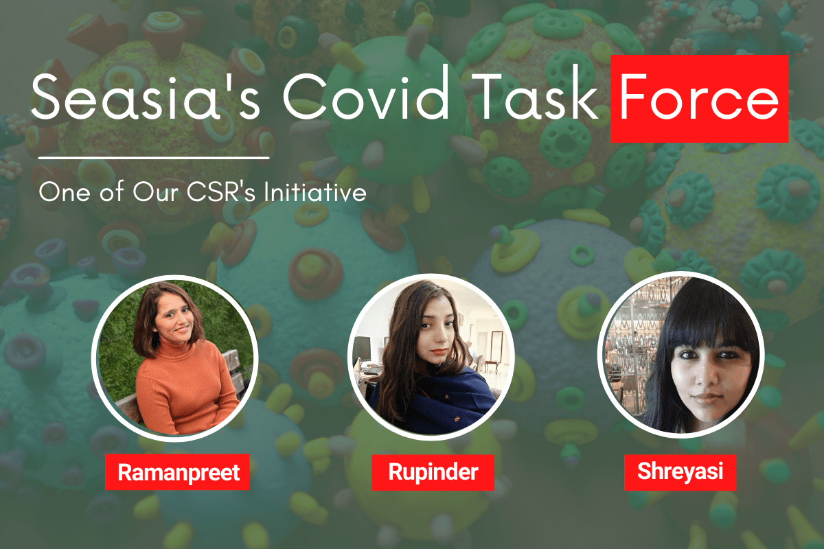 Seasia's CTF Supports Employees during the Pandemic