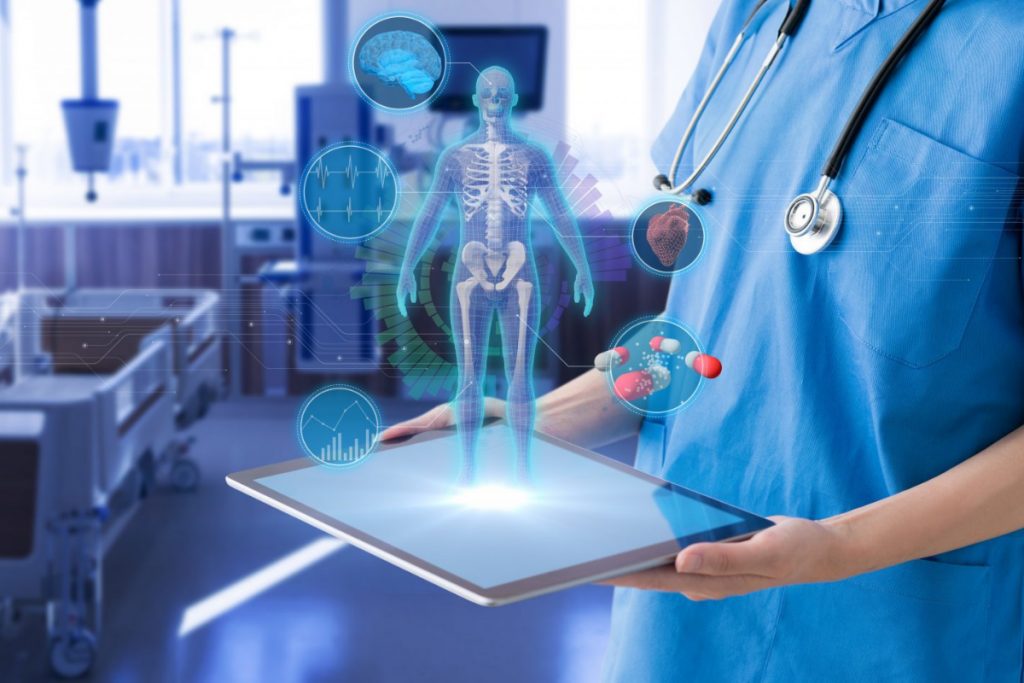 IoT Connected Healthcare System